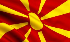 Знаме на Република Македонија